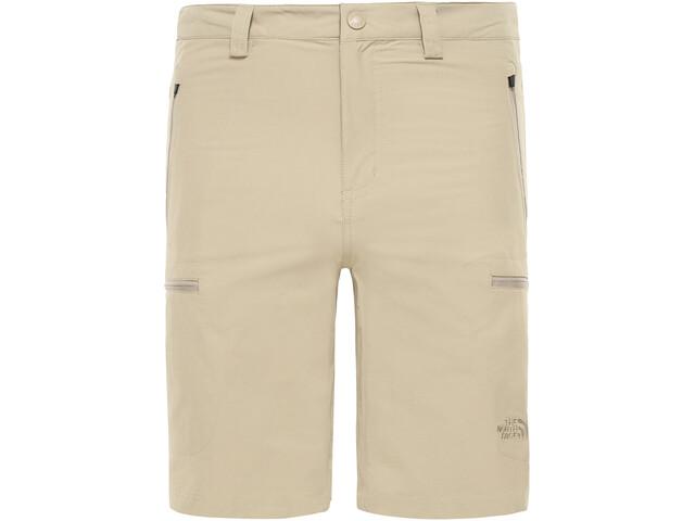 The North Face Exploration Pantalones cortos Normal Hombre, dune beige